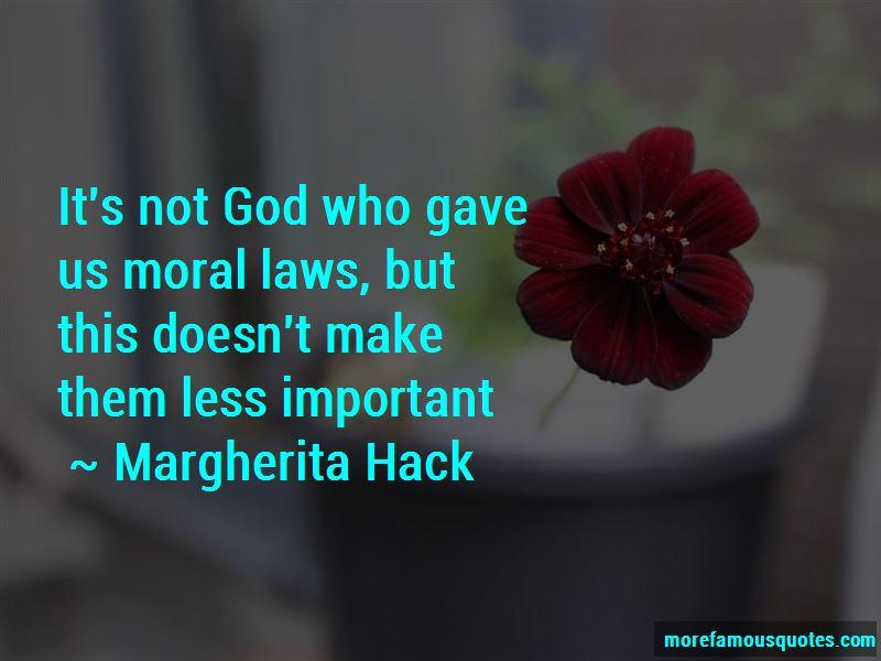 Margherita Hack Quotes