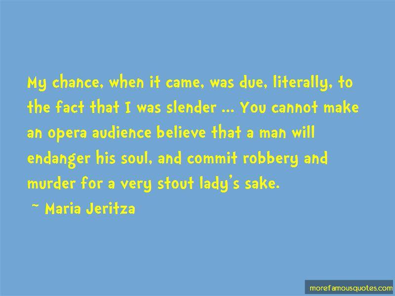 Maria Jeritza Quotes Pictures 2