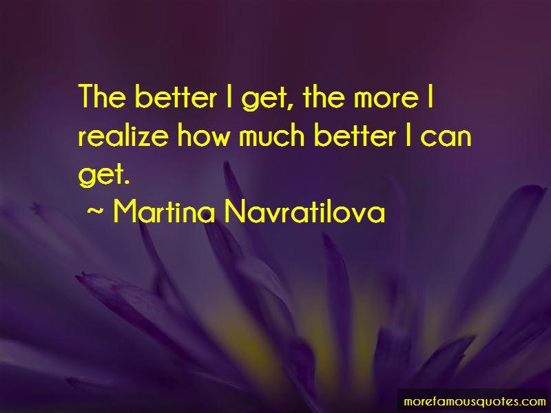 Martina Navratilova Quotes Pictures 2