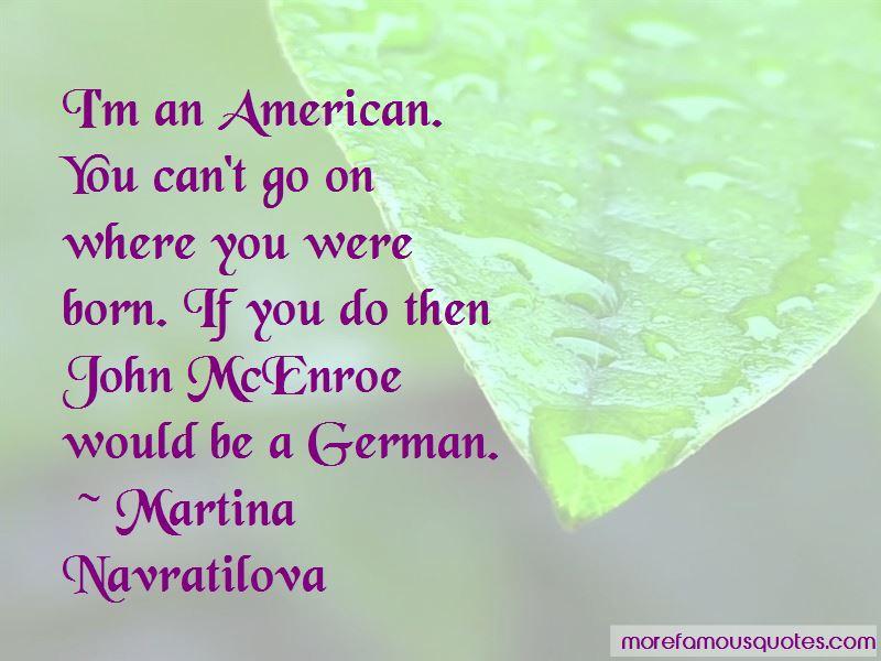 Martina Navratilova Quotes