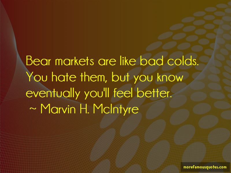 Marvin H. McIntyre Quotes Pictures 2