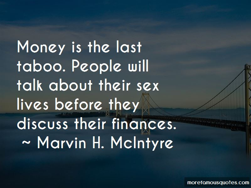 Marvin H. McIntyre Quotes