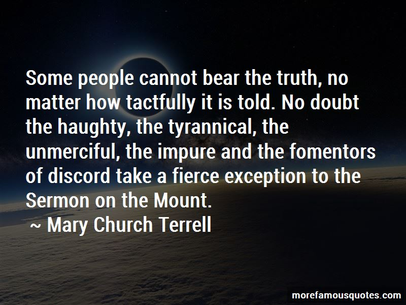 Mary Church Terrell Quotes Pictures 3