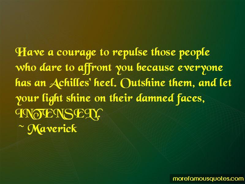 Maverick Quotes