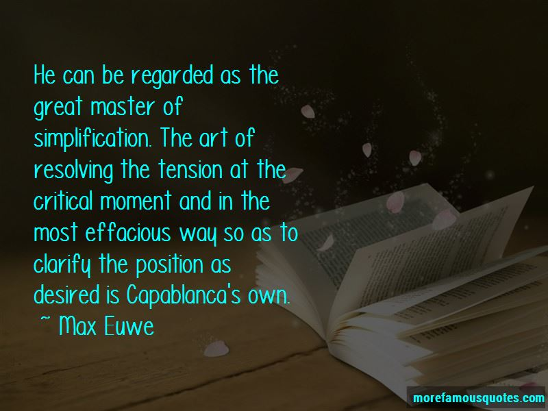 Max Euwe Quotes Pictures 2