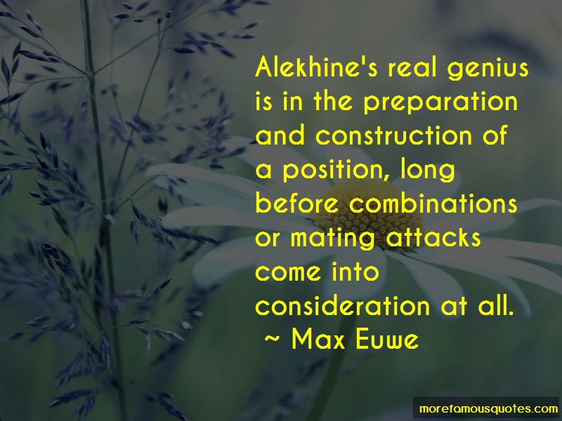 Max Euwe Quotes Pictures 4