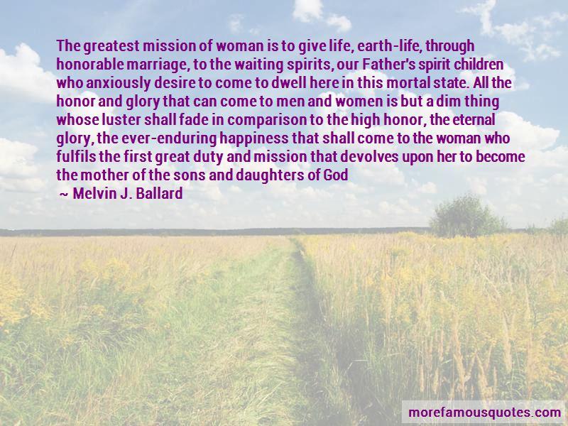 Melvin J. Ballard Quotes Pictures 4
