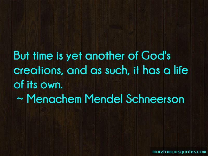 Menachem Mendel Schneerson Quotes Pictures 2