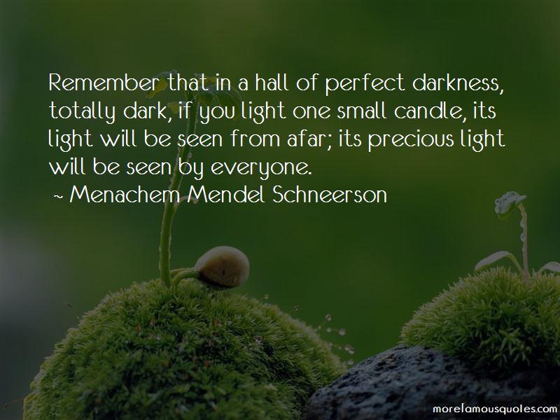 Menachem Mendel Schneerson Quotes Pictures 4
