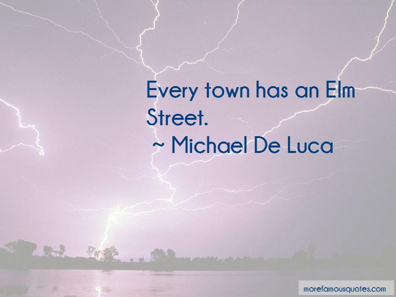 Michael De Luca Quotes Pictures 2