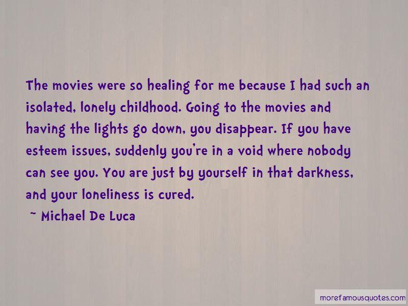 Michael De Luca Quotes Pictures 3
