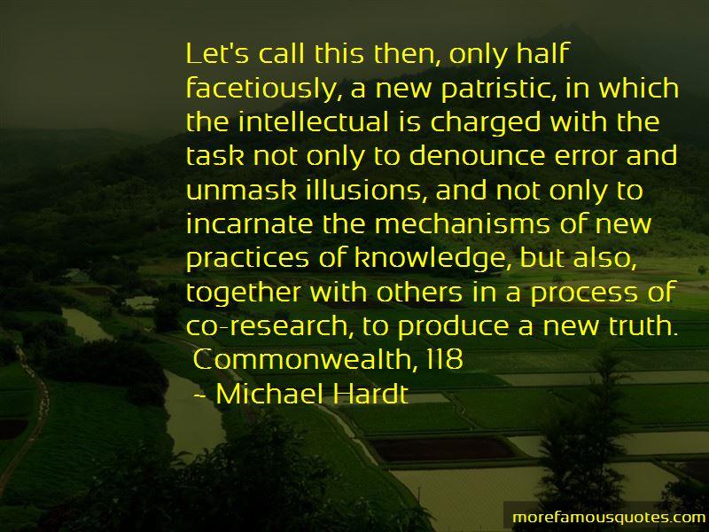 Michael Hardt Quotes