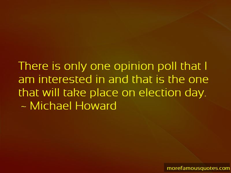 Michael Howard Quotes Pictures 2