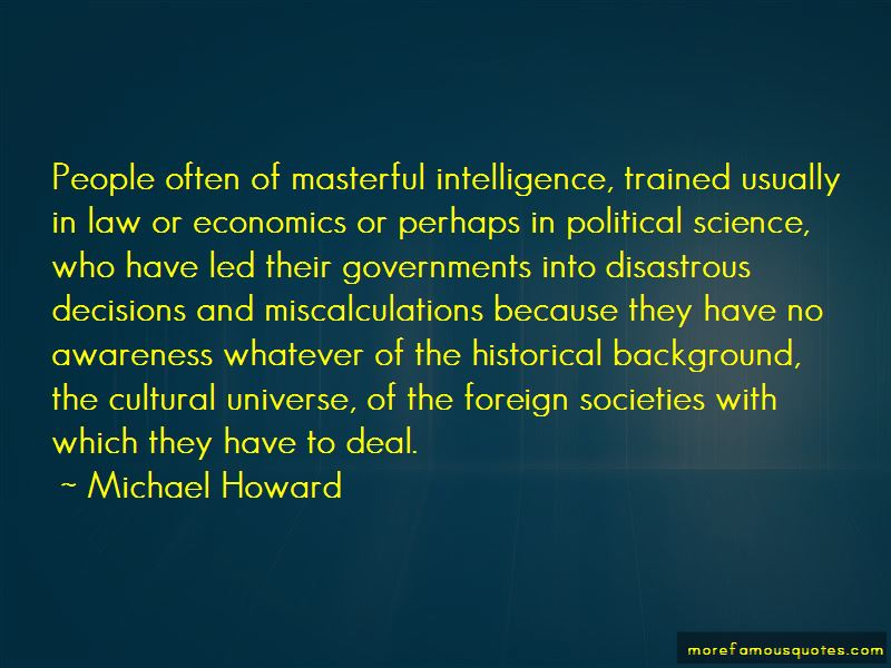 Michael Howard Quotes Pictures 4