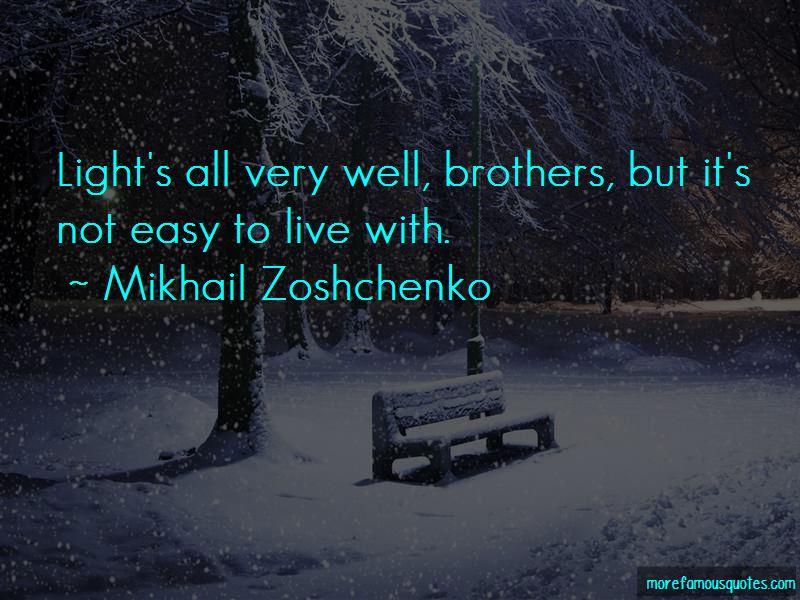 Mikhail Zoshchenko Quotes