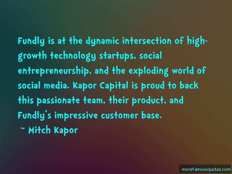 Mitch Kapor Quotes Pictures 3