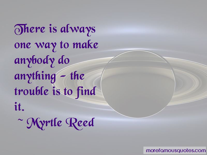 Myrtle Reed Quotes Pictures 3