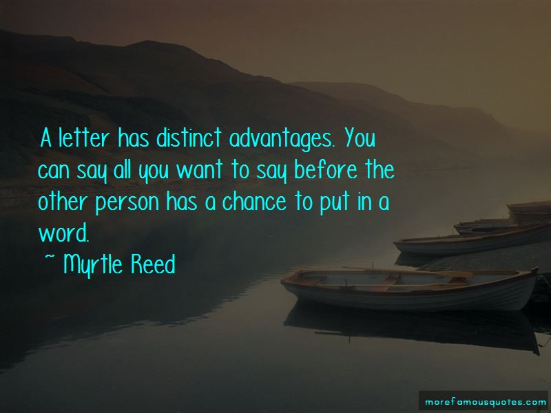 Myrtle Reed Quotes Pictures 4