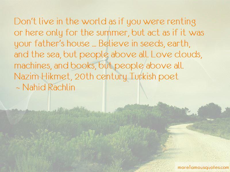Nahid Rachlin Quotes