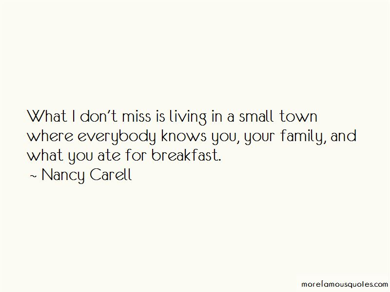 Nancy Carell Quotes Pictures 2