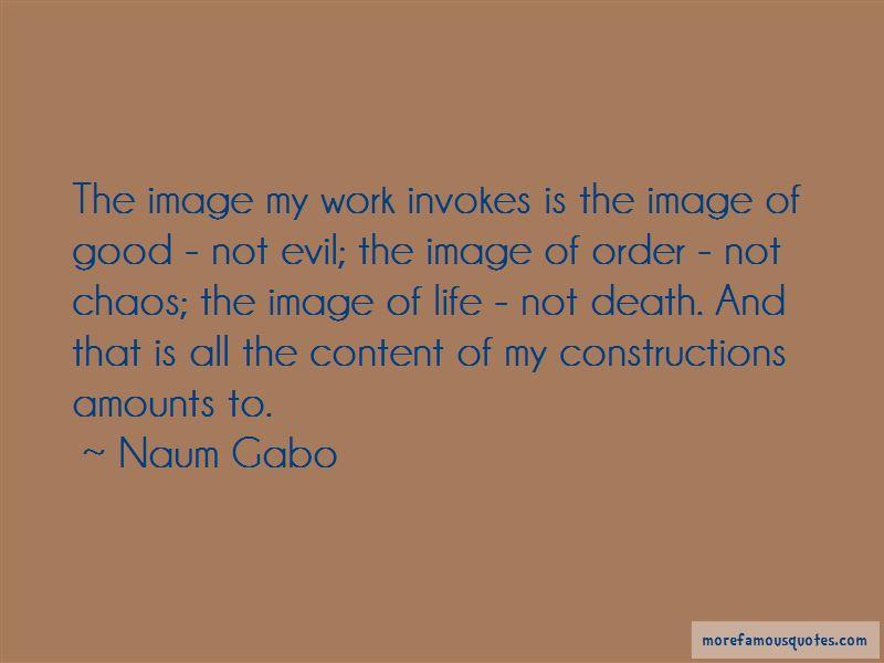 Naum Gabo Quotes Pictures 2