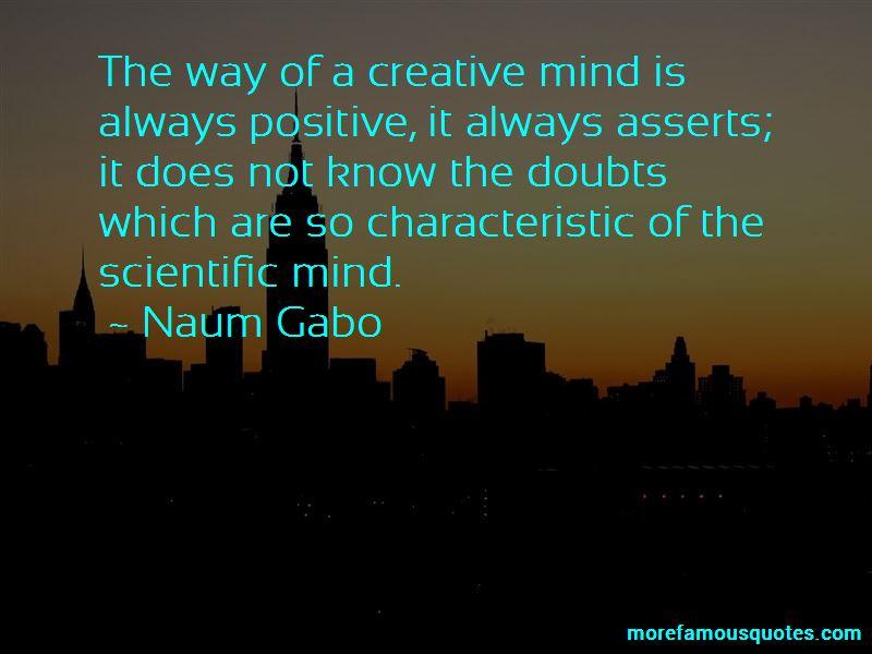 Naum Gabo Quotes Pictures 4