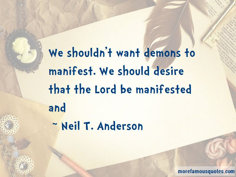 Neil T. Anderson Quotes Pictures 3