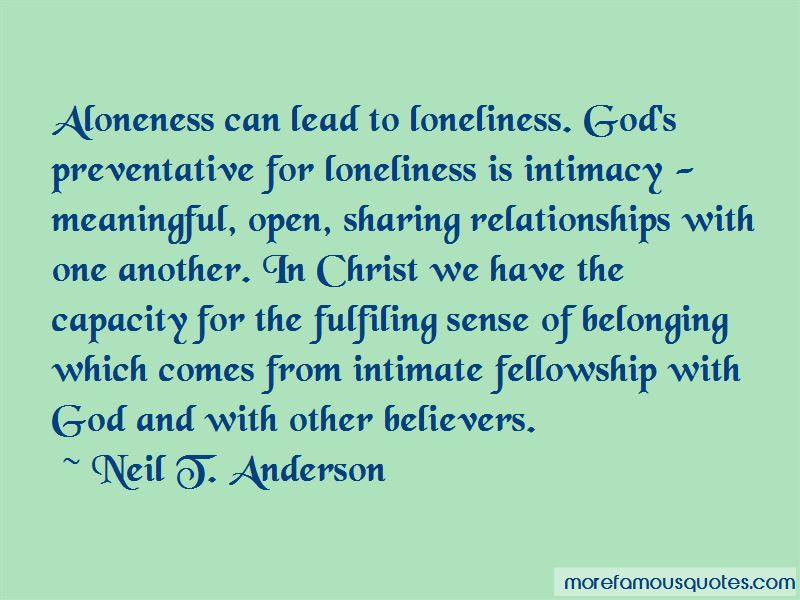 Neil T. Anderson Quotes