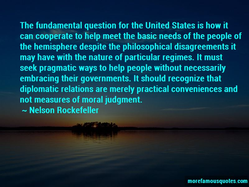 Nelson Rockefeller Quotes Pictures 3