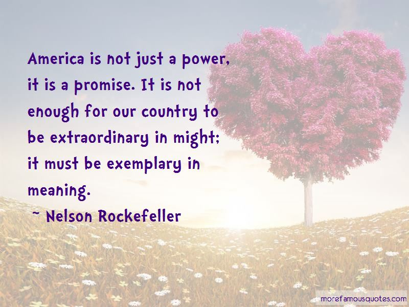 Nelson Rockefeller Quotes