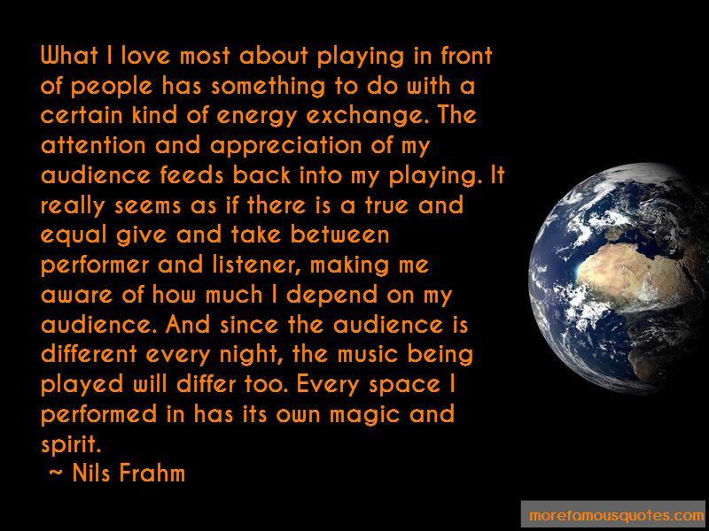Nils Frahm Quotes Pictures 2