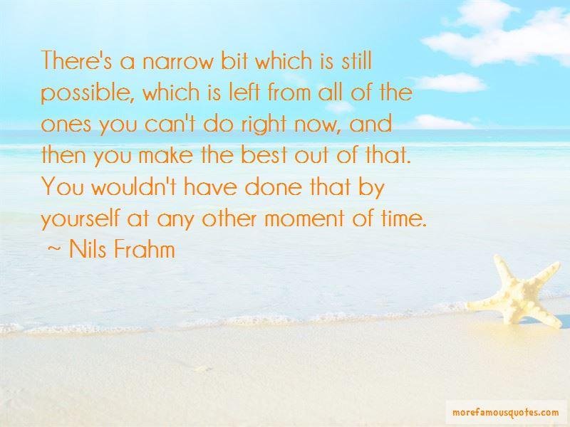Nils Frahm Quotes