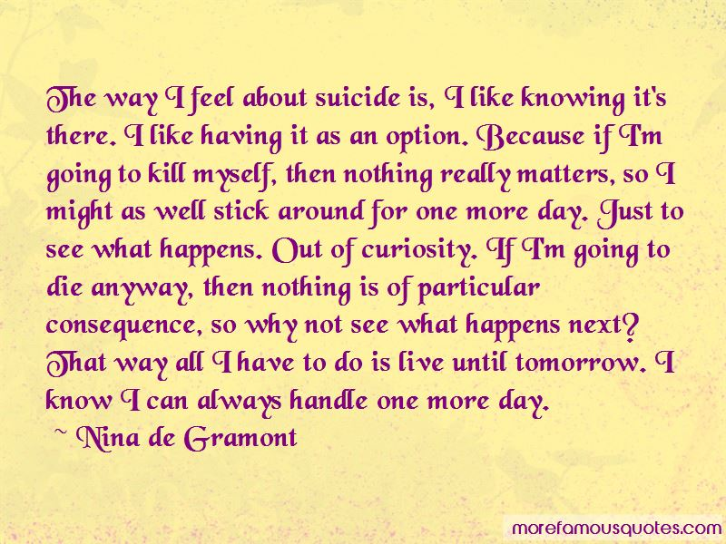 Nina De Gramont Quotes Pictures 2
