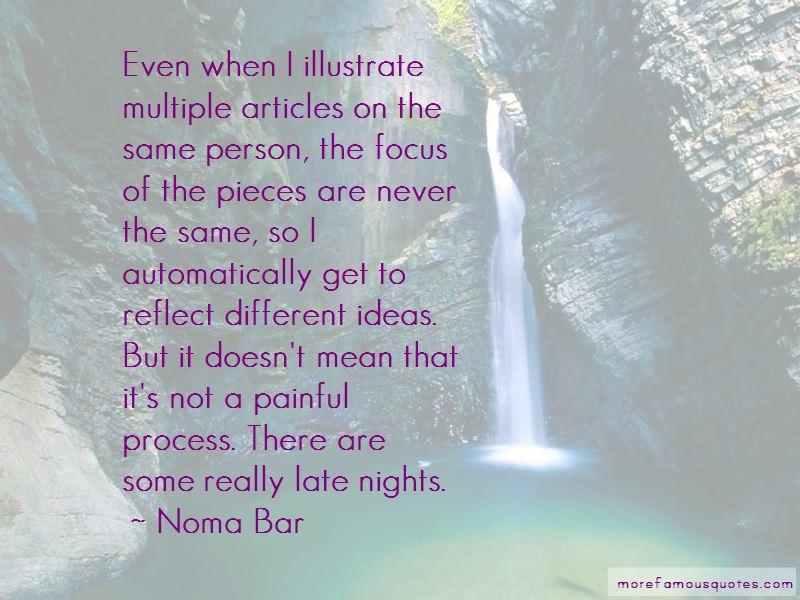 Noma Bar Quotes