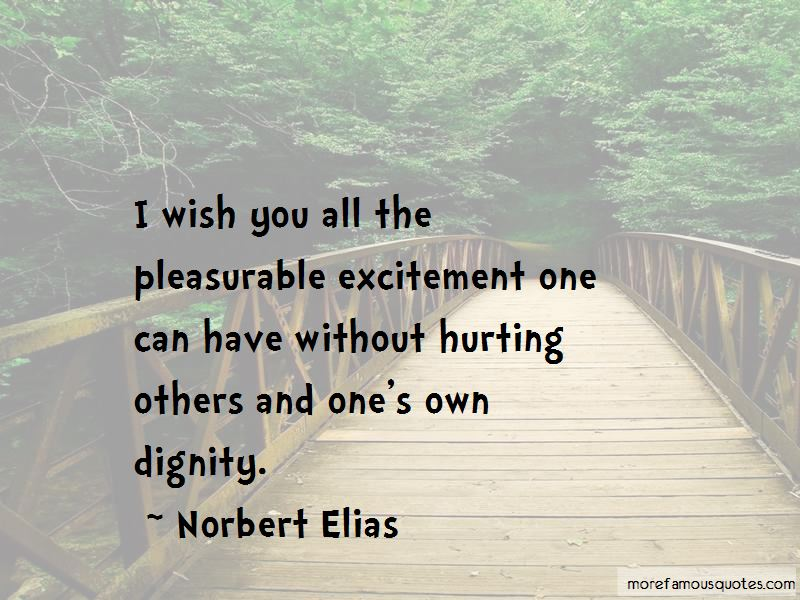Norbert Elias Quotes Pictures 2