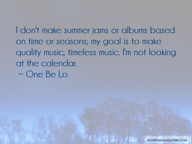 One Be Lo Quotes Pictures 4