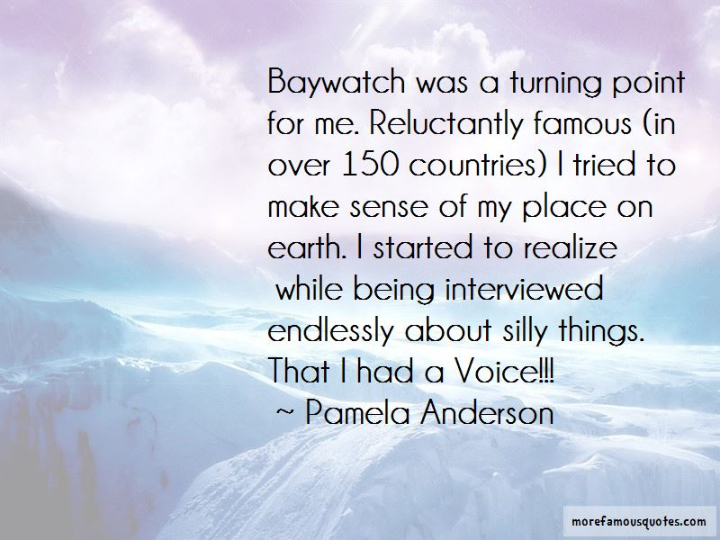 Pamela Anderson Quotes Pictures 2