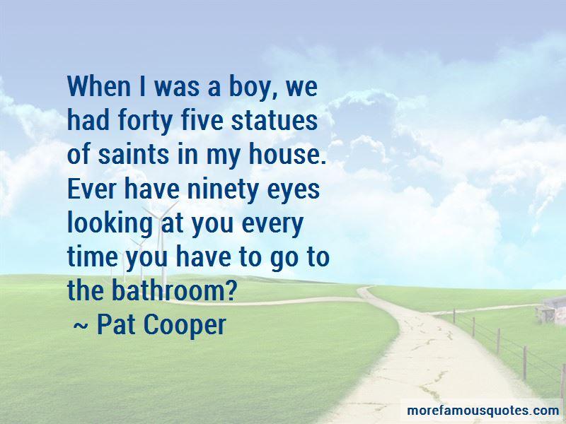 Pat Cooper Quotes Pictures 2