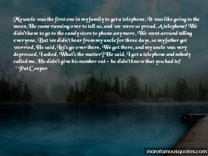 Pat Cooper Quotes Pictures 3