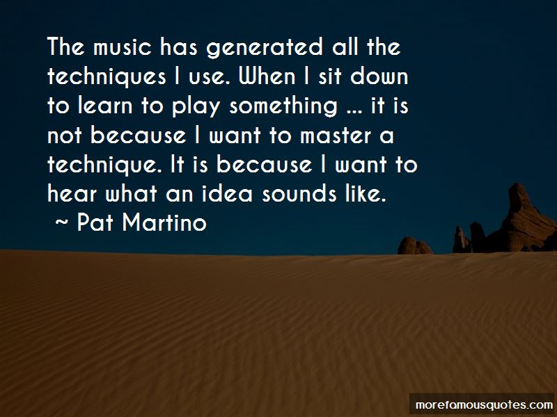 Pat Martino Quotes Pictures 2