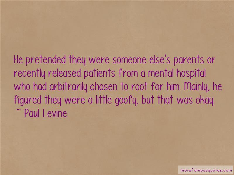 Paul Levine Quotes Pictures 3
