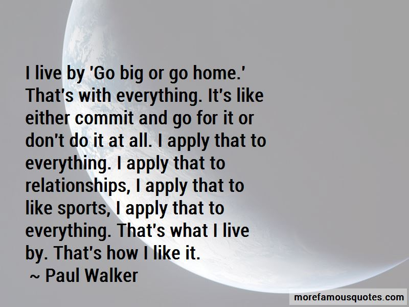 Paul Walker Quotes Pictures 3