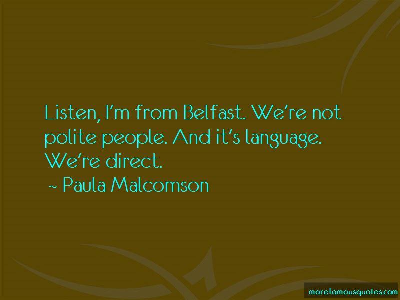 Paula Malcomson Quotes Pictures 4