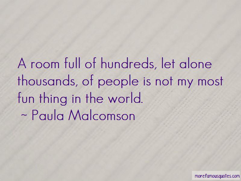 Paula Malcomson Quotes