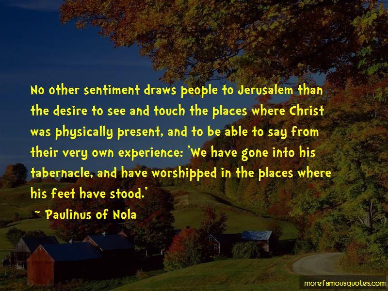 Paulinus Of Nola Quotes Pictures 2