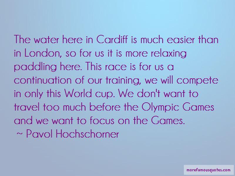 Pavol Hochschorner Quotes