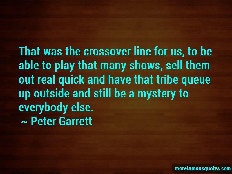 Peter Garrett Quotes Pictures 2