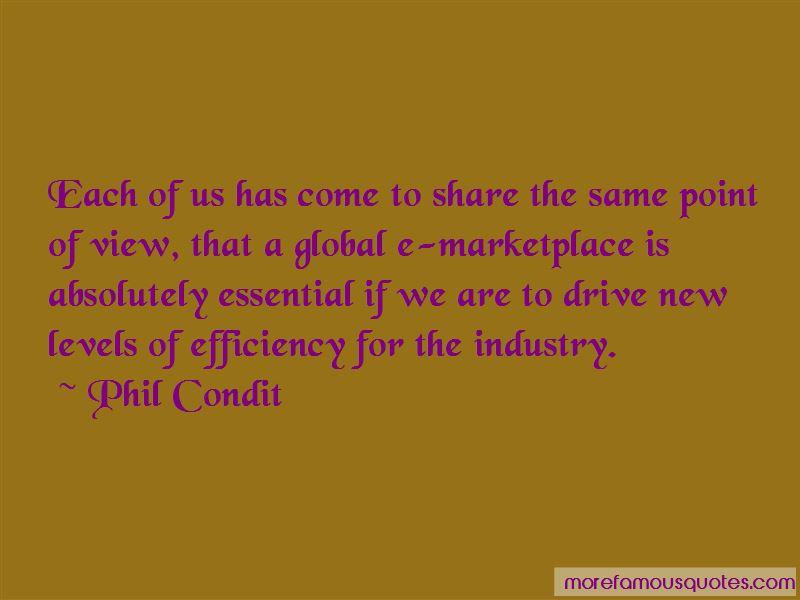 Phil Condit Quotes Pictures 2