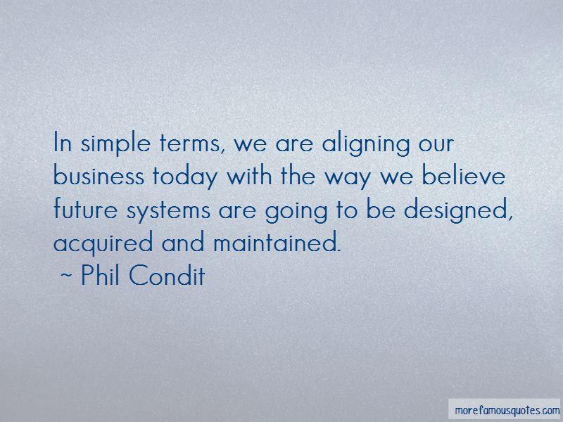 Phil Condit Quotes Pictures 4