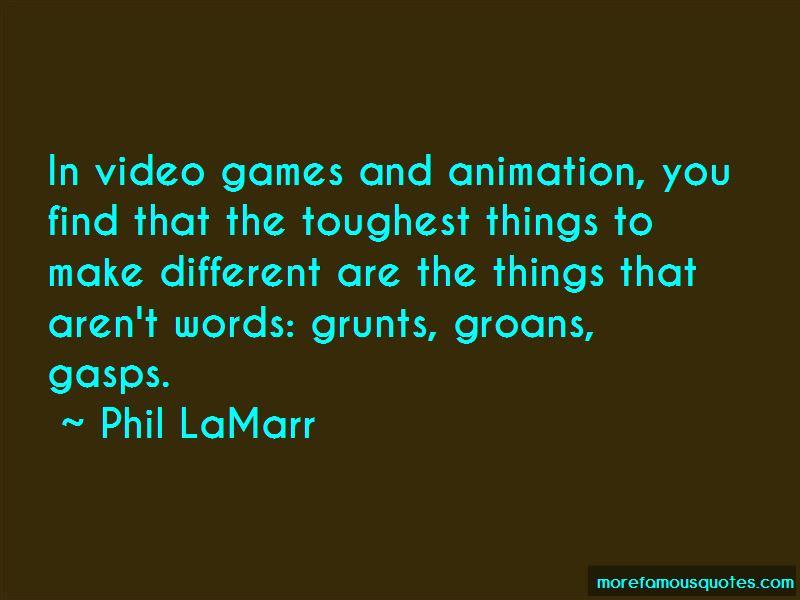 Phil LaMarr Quotes Pictures 2